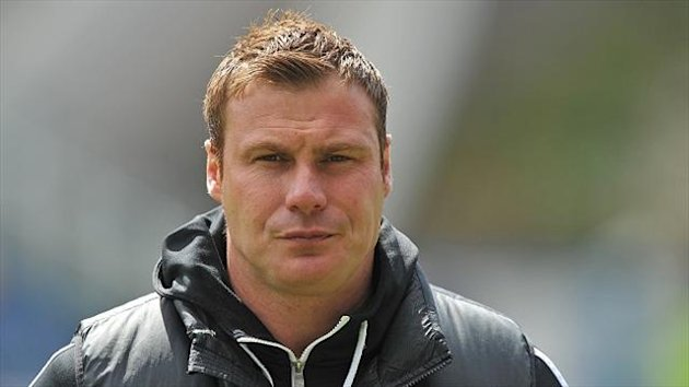Barnsley boss David Flitcroft, pictured, has shown Lukas Lidakevicius and Toni Silva the door