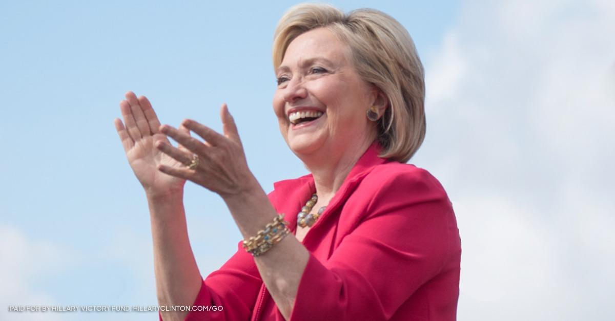 Show Your Support for Hillary Clinton's Campaign