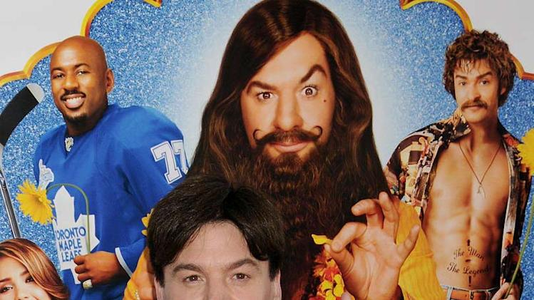 The Love Guru LA 2008 Mike Myers