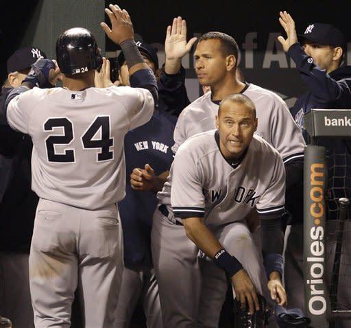 Yankees beat Orioles 5-4 in 12 innings