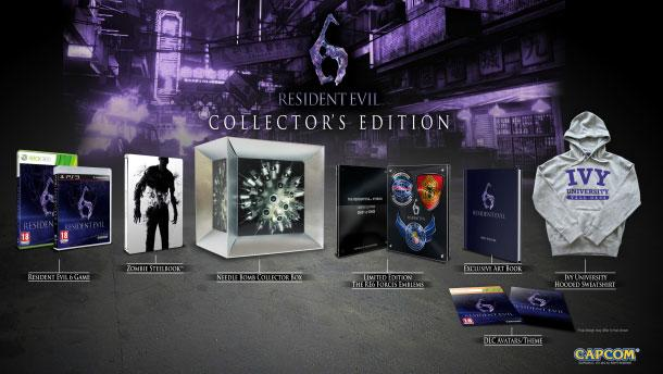 Resident Evil 6 - Collector's Edition