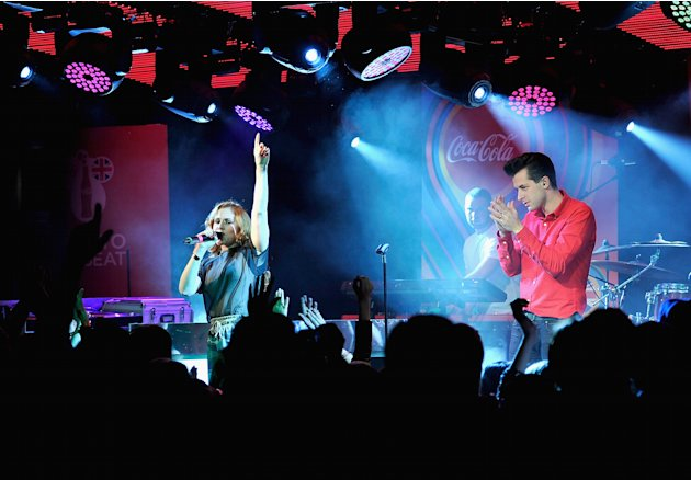 Coca-Cola Move to the Beat Gig