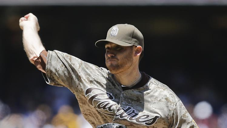 Kennedy wins Padres debut, 6-3 over Yankees