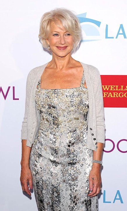 Helen Mirren Hllywd Bowl