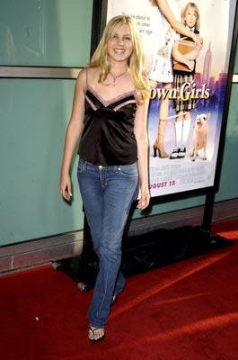 Ashlie Brillault at the LA premiere of Uptown Girls