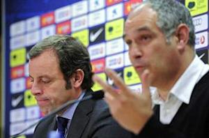 Zubizarreta: Tata has handled everything well