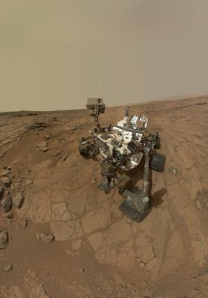 Mars Rover Curiosity's Next Big Drive Is Months Away