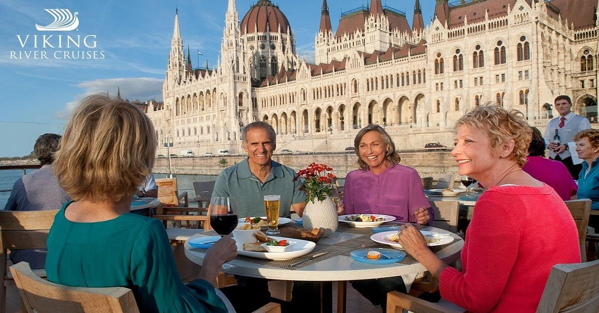 Viking River Cruises: 2 for 1 + up to Free Airfare