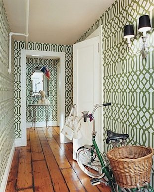 Hall of Fame: 8 Stylish Hallway Decorating Ideas | At Home - Yahoo ...