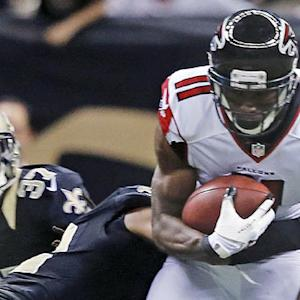 Week 16: Atlanta Falcons wide receiver Julio Jones highlights