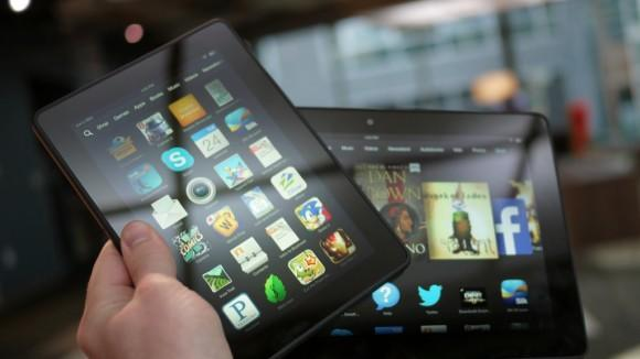 Amazon Kindle Fire HDX hands-on