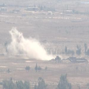 Syrian Rebels Seize Border Crossing With Israel