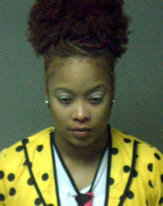 Da Brat Mug Shot
