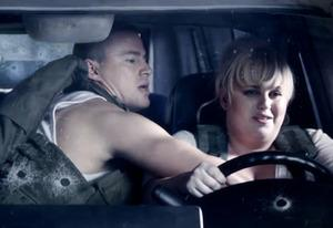 Channing Tatum, Rebel Wilson | Photo Credits: MTV