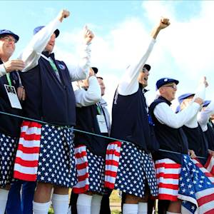 Ryder Cup 2014: Not Your Average Golf Fans