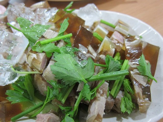 Pork Knuckle Aspic (De Kar Dang)