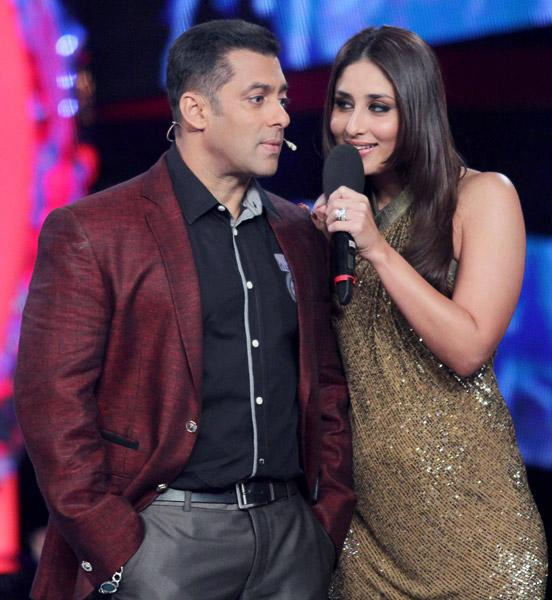 Salman and Kareena won't kiss and tell
