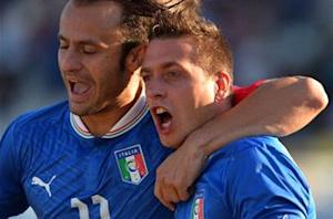 Italy 2-2 Haiti: Les Granadiers snatch deserved draw against abject Azzurri