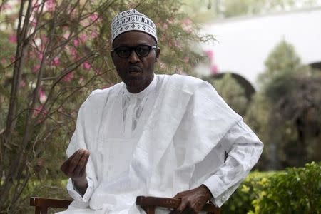 Nigeria's Buhari gains early ground amid vote tally fears