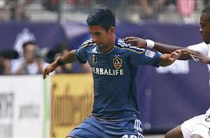 Galaxy's DeLaGarza ready to go after extended spell on sideline