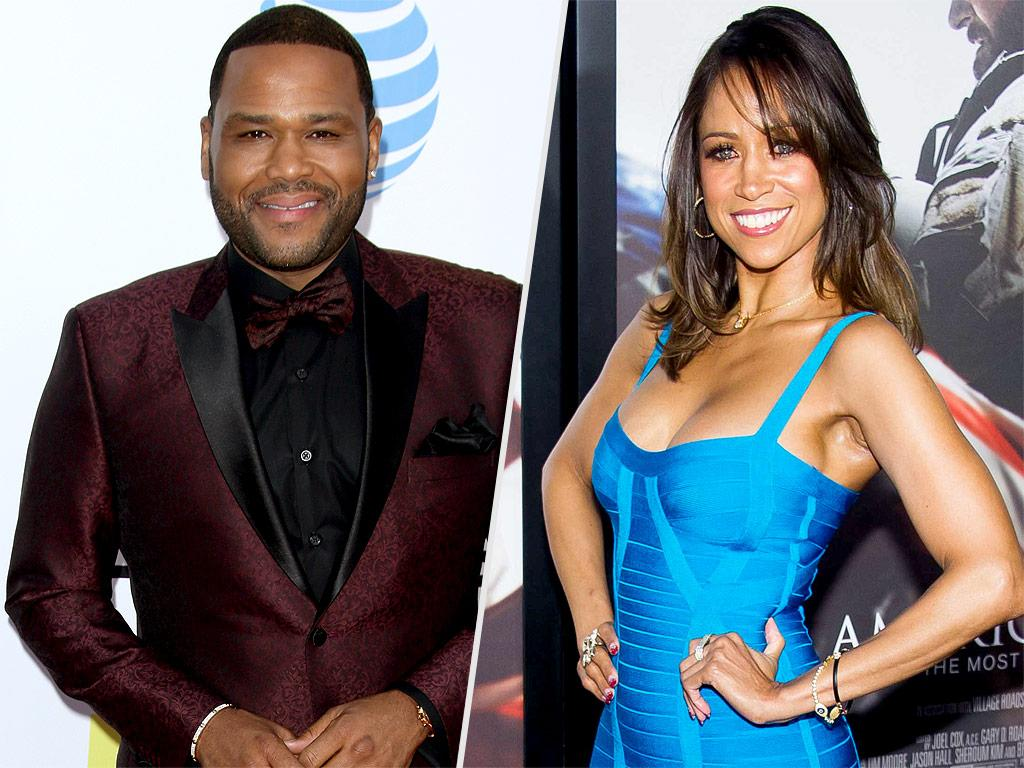 Stacey Dash Fires Back at Anthony Anderson After He Calls Her 'Ann Coulter Dipped in Butterscotch'