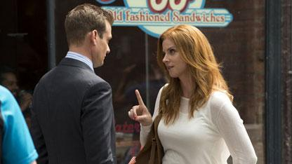 'Suits' Star Dishes on Shocking Finale