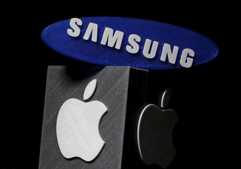 Apple asks U.S. Supreme Court to rule against Samsung over patents