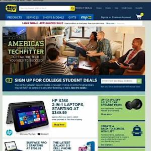 Back-to-school tech discounts