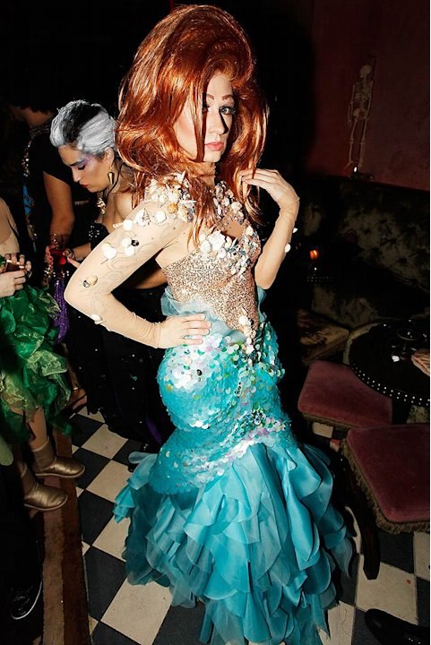 Siriano Christian Halloween