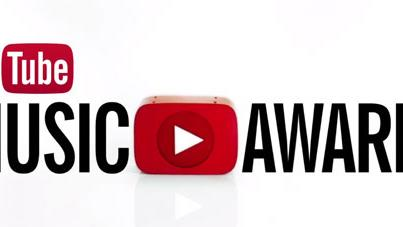 YouTube reveals nominees and opens voting for its first Music Awards