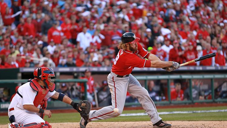 6th Division Series - Washington Nationals v St Louis Cardinals - Game One