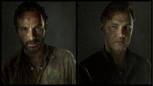 7 Days of 'Walking Dead': Andrew Lincoln, David Morrissey on the Human Threat to Rick and the Governor