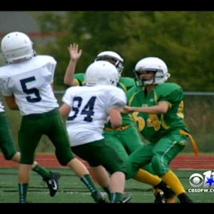 Local Teen Among NFL Films Contest Finalists