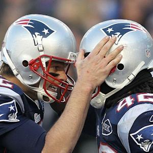 When Tom Brady Celebrates, Watch Your Head
