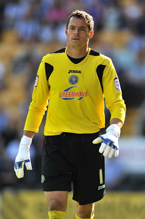 Chris Weale pulled off some great saves against Walsall