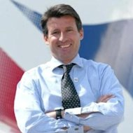 Seb Coe thanks Labour for the Olympics
