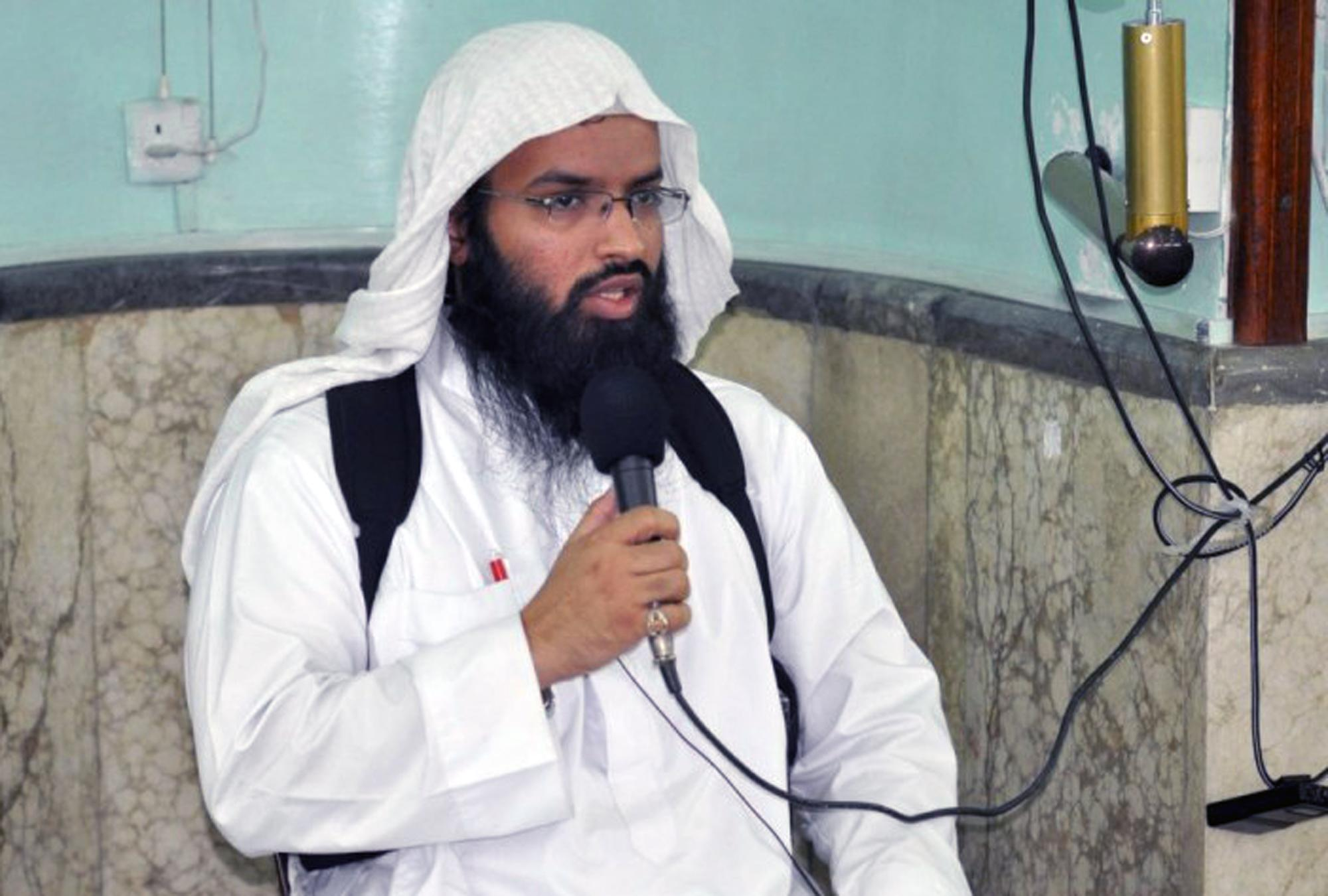 Fiery Islamic State group cleric gives voice to radicals