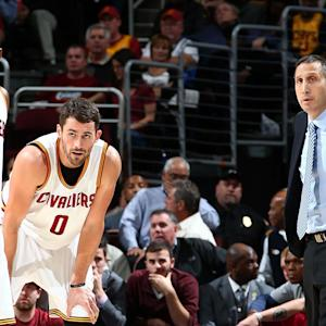 Fast start key for Cavs' playoff rookies