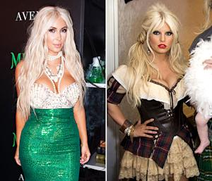 Best Celebrity Halloween Costumes of 2012