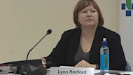 Lynn Redford is a senior executive with Alberta Health Services.
