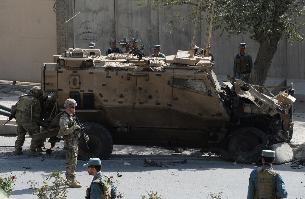 British troops among five killed in Kabul chopper crash