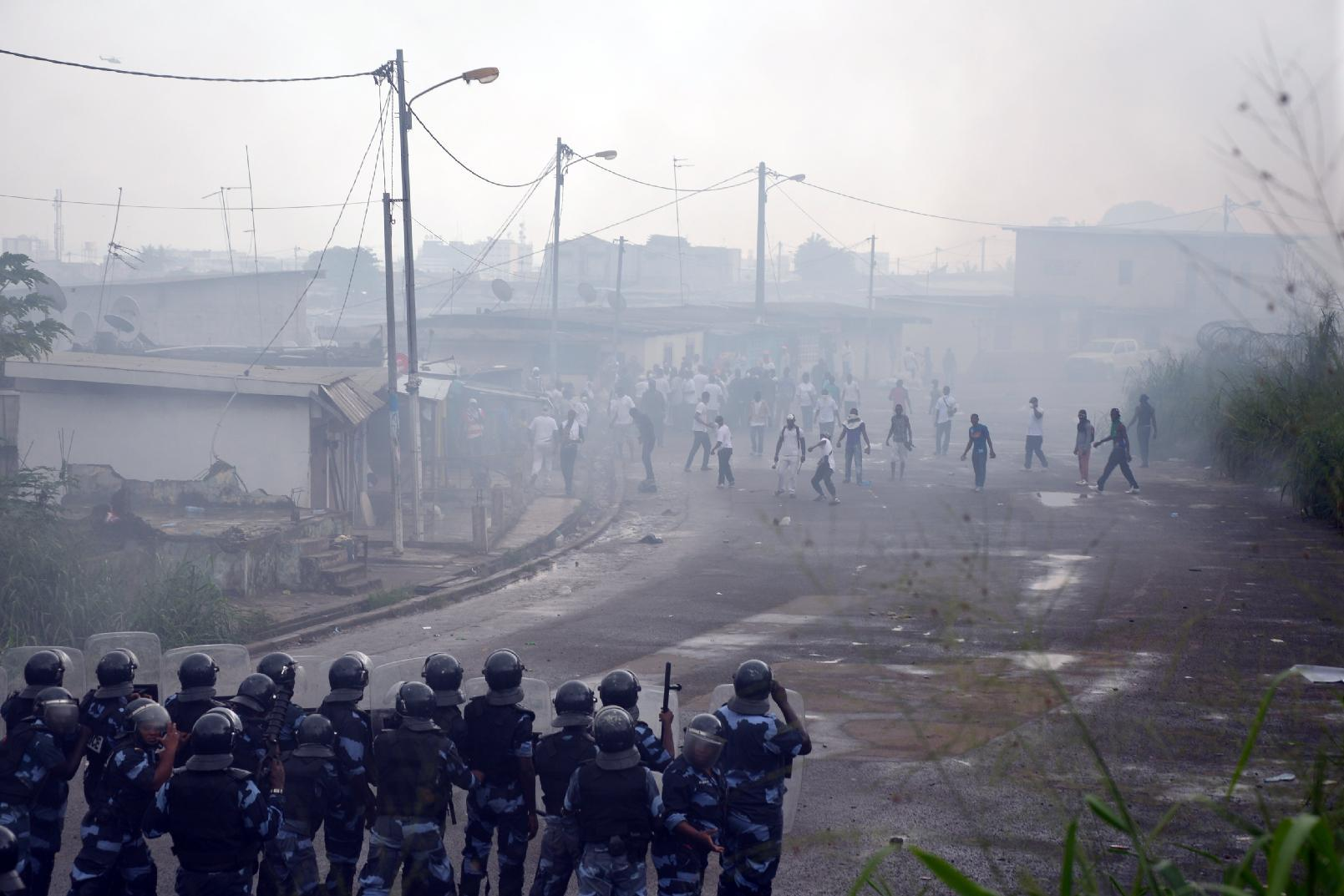 Gabon opposition figures summoned over deadly demonstration