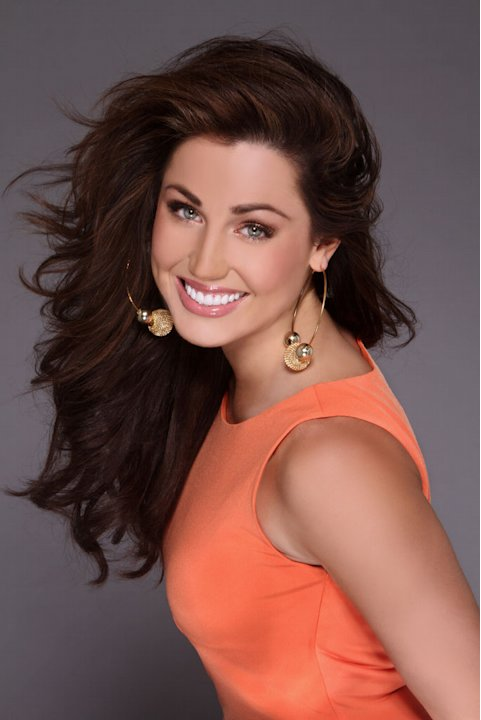 Miss Illinois - Megan Erv …