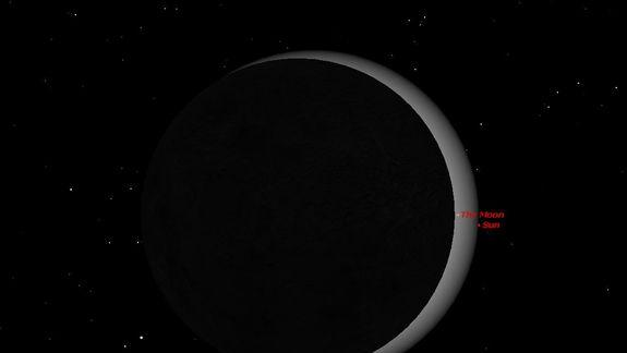 Meteor Shower and Eclipses of Sun and Moon to Grace May Sky