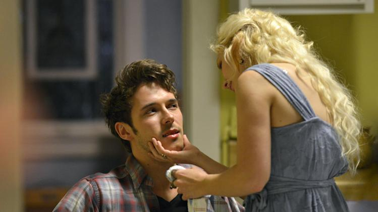 """Nashville"" -- ""I've Been Down That Road Before"" SAM PALLADIO, CLARE BOWEN"