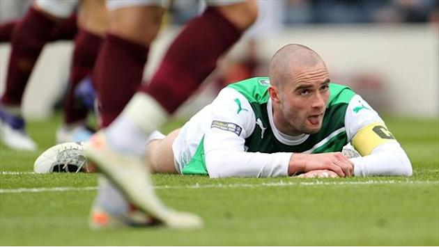 Scottish Football - McPake injury blow for Hibs