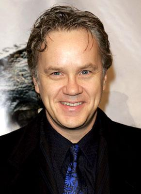 Tim Robbins at the New York premiere of Universal Pictures' King Kong
