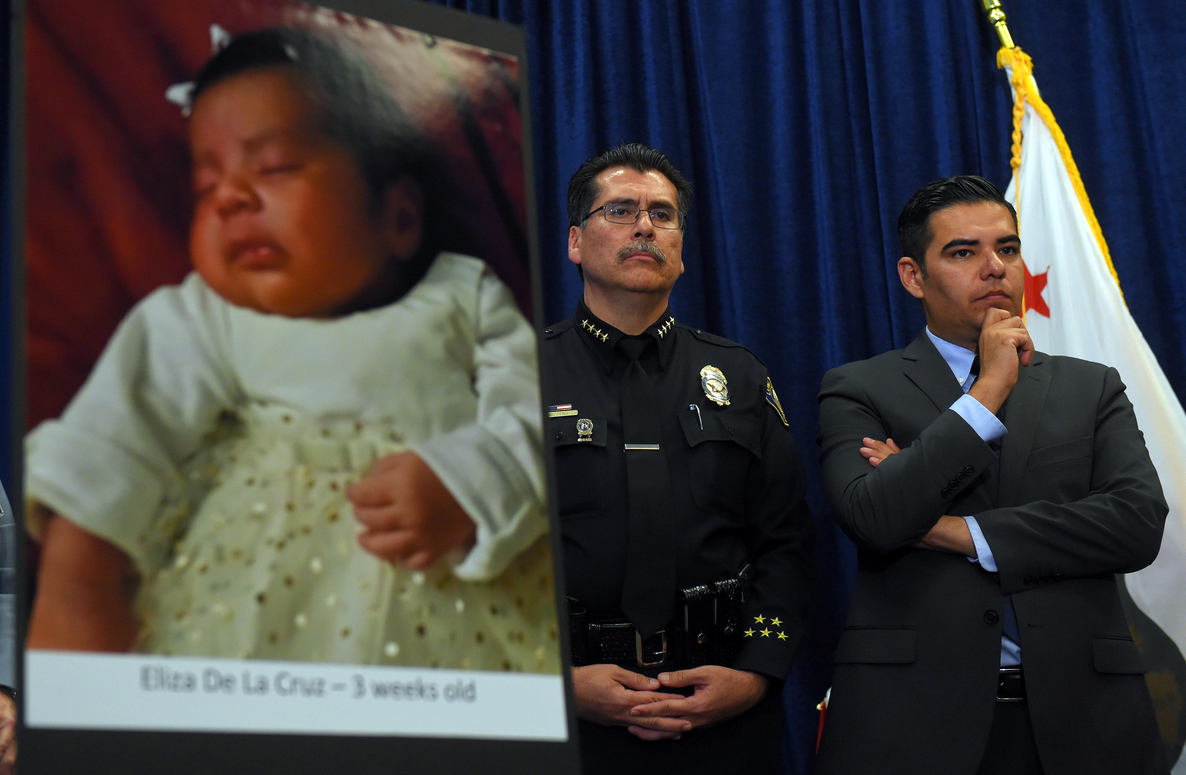 2 charged with murder, kidnapping in alleged baby-theft plot