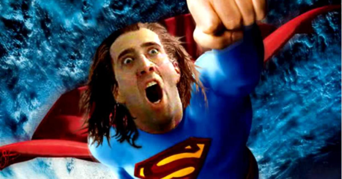 17 Major Roles Almost Played By Nicolas Cage