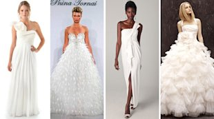 8 Wedding Dresses For Miley Cyrus